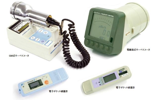レンタル 放射線漏洩線量測定の事なら株式会社日本メディカルサービス ...